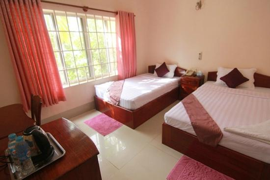 Siem Reap Riverside: Deluxe Twin Room