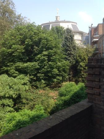 Heemskerk Suites- Adults only: Balcony Garden