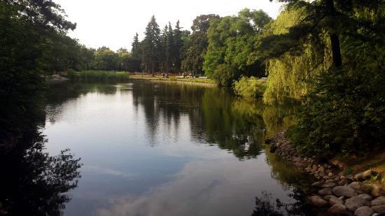 Park Ujazdowski: Great view