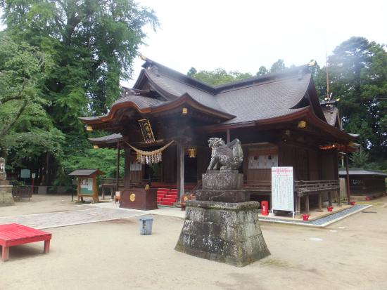 ‪Mito Hachimangu Shrine‬