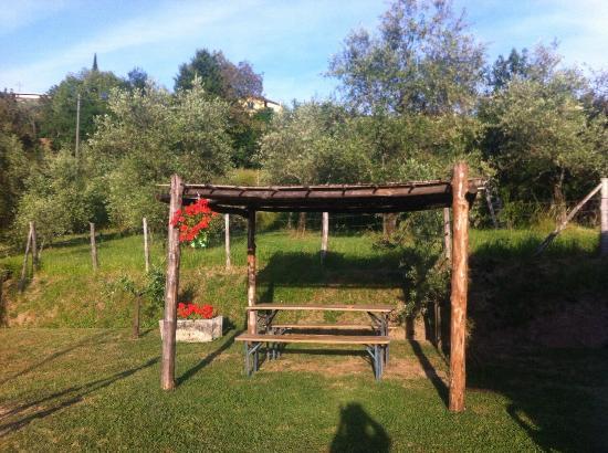 Caprigliola, Italie : Montebianco