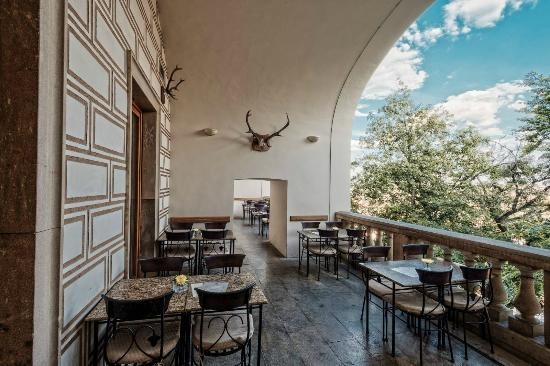 Lobkowicz Palace Cafe