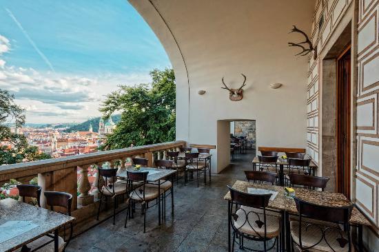 Lobkowicz Palace Café