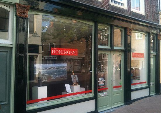 Gallery Honingen: Galerie Honingen, Lange Tiendeweg 40, Gouda
