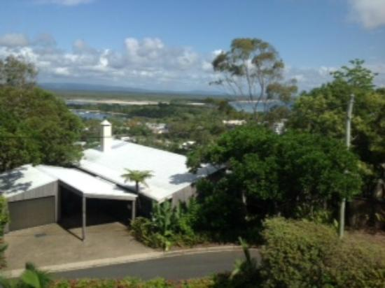 The Lookout Resort Noosa: View from room