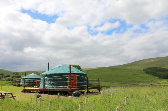 ‪Ettrick Valley Yurts‬