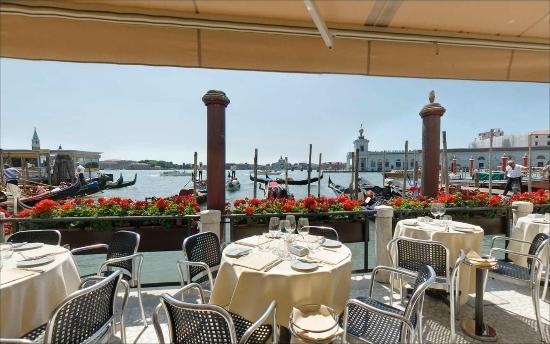 Vista dalla Terrazza - Picture of Ristorante Grand Canal, Venice ...