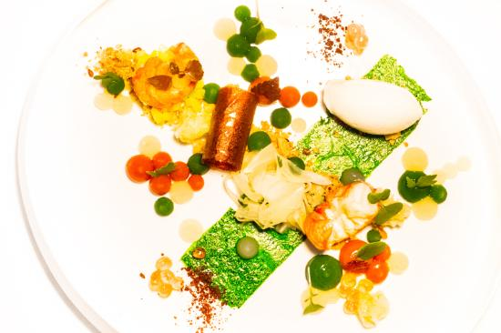 Theresia Gartenhotel: Gourmetspeise