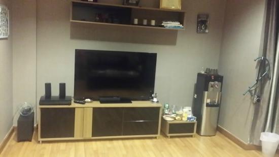 Bangkok Float Center: Living room