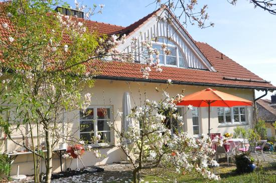 Bed and Breakfast Bavaria: Haus Ausenansicht