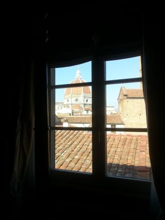 سان فيريز سويتس آند سبا: View from Room 405