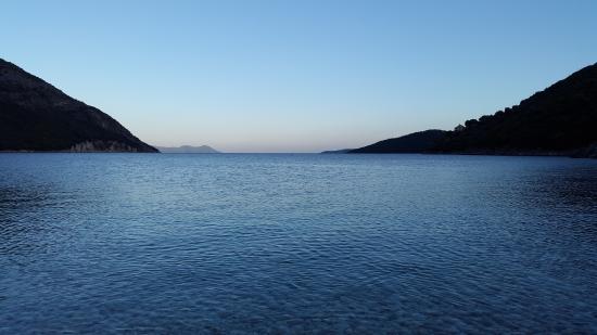 Oceanis Rooms: Mikro Gialos bay
