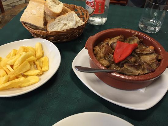 Comida buena y abundante fotograf a de casa cofino for Comida buena