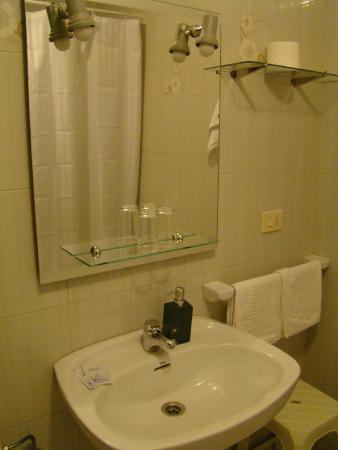 Hotel Torres Touriño: Baño
