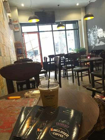 Unclosed Coffee