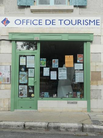 ‪Tourist Office Saint-Savin sur Gartempe‬