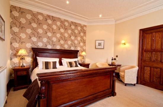 Bron Eifion Country House Hotel: Deluxe Room