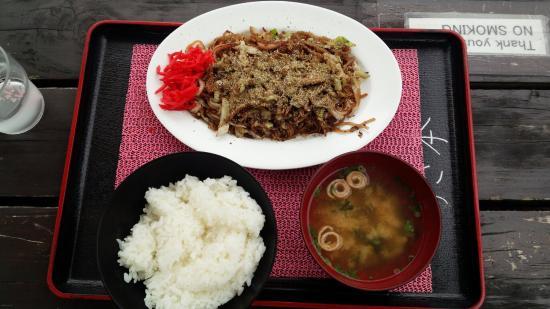 Fujinomiya Yakisoba Specialty Shop Sugimoto (Omiya Yokocho)