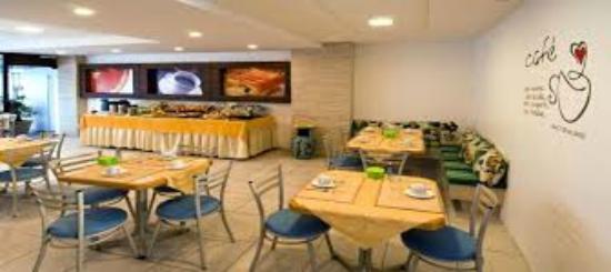 Pousada Villa Atlantica: gran lugar para desayunar
