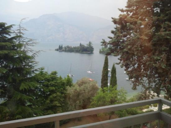 Hotel Villa Orizzonte : dalla finestra