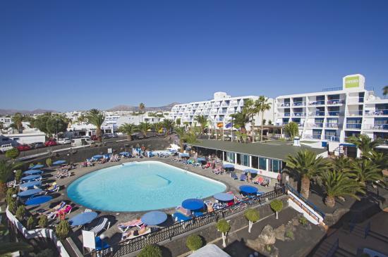 Hibiscus lanzarote review of ereza apartamentos los - Apartamentos baratos en lanzarote puerto del carmen ...