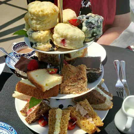 McFarland House Tea Room
