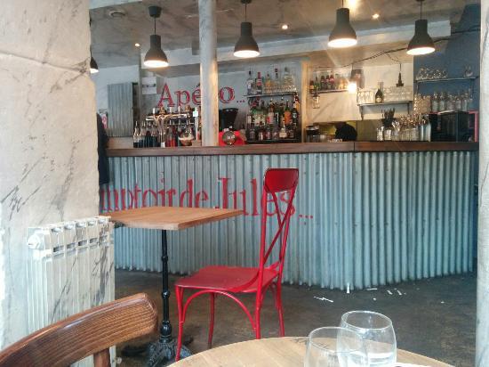 Picture of l 39 atelier jules paris tripadvisor - Atelier location paris ...