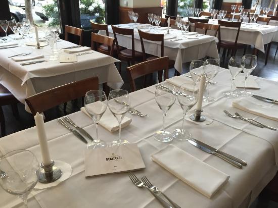 Enoiteca Il Calice: Das Restaurant innen