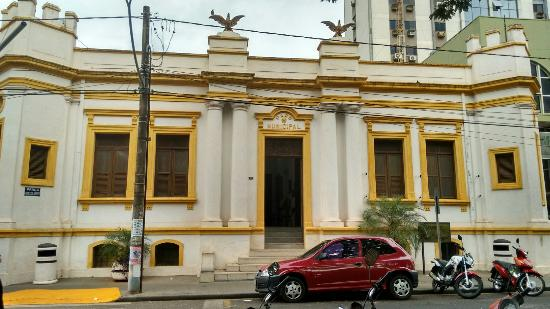 Historical and Artistic Ruy Menezes Museum of Folklore