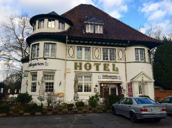 Volksgarten Hotel-Restaurant