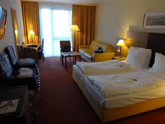 Best Western Hotel Bamberg: Zimmeransicht