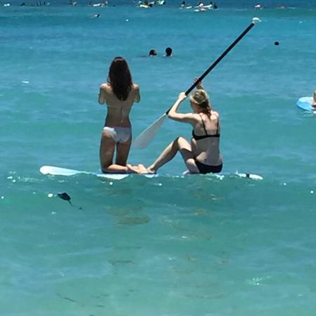 Waikiki Beach Services Al At Royal