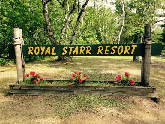 Royal Starr Resort: Little piece of paradise