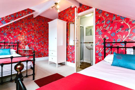 Holmlea Guest House: Twin en-suite