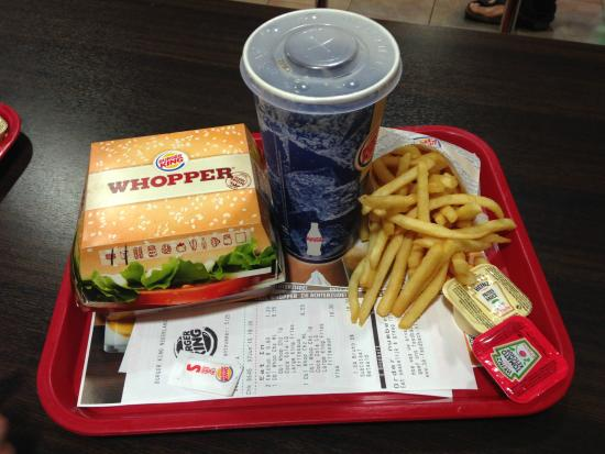 Burger King - Picture of Burger King, Amsterdam - TripAdvisor