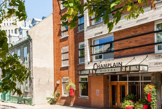 Photo of Le Champlain Hotel Quebec City