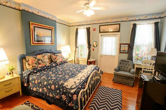 Annapolis Maryland Bed And Breakfast Inns