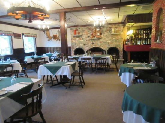 Salzburger Hof Dining Lounge: Interior