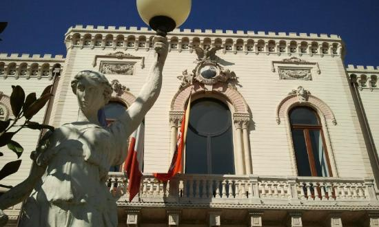 Palazzo Municipale Zafferana Etnea