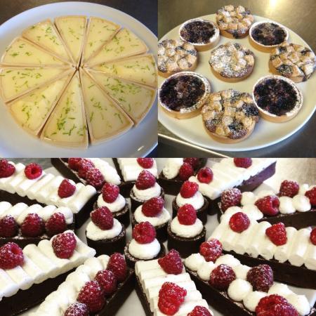 Villars-sur-Ollon, Suiza: les nouveaux desserts du Golf