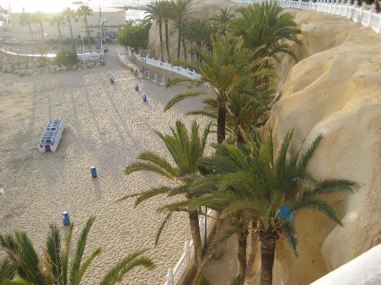 Playa Mal Pas: пляж