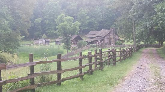 Mullens, WV: Cute little farm...