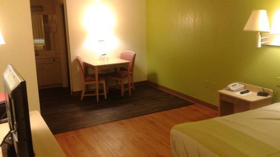 Studio 6 Atlanta - Marietta : Room