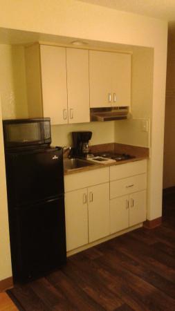 Studio 6 Atlanta - Marietta : Kitchen Area