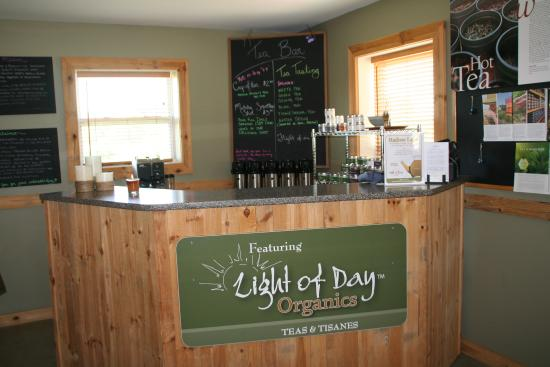 Light of Day Organics: Official Tea Bar