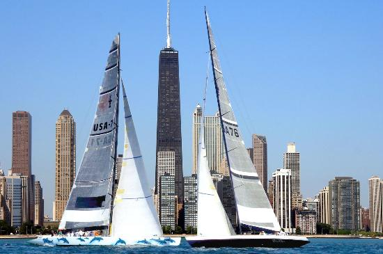 Next Level Sailing Chicago