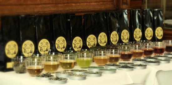 Tea Club Mariage Frères , Ateliers de Découverte et de Dégustation  Mariage  Frères Tea Club