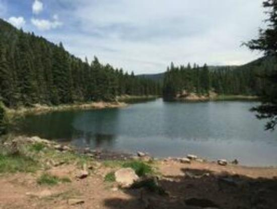 Bear Lake Campground - Site 14 - Picture of Cuchara Valley