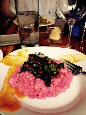 Zynodoa: Rice is nice along with Blueberry Salad.