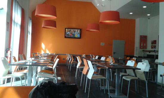 H2 Sant Cugat: Dining area